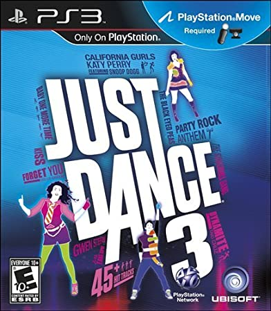 Just Dance 3 - Move Required