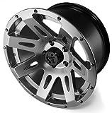 Rugged Ridge XHD 15301.30 Gun Metal Wheel (17