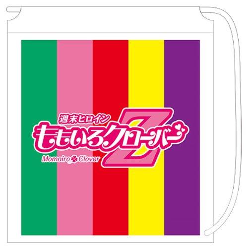 ももいろクローバーZ公式グッズ Summer Dive2013 初心に戻る「公式ロゴ」袋【ももクロ】