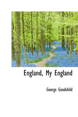 England, My England