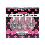 Love Generation Mini Collection Women Jeanne Arthes Edp Spray 0.23 Oz ~ 4 Pc Set