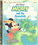 Walt Disney's Mickey and the Beanstalk (A Little Golden Book) (0307010376) by Dina Anastasio