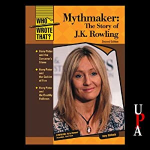 Mythmaker Audiobook