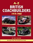 A-Z British Coachbuilders: 1919-1960