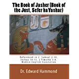 The Book of Jasher (Hammond's New Modern English Translation NOT JH Parry version) (LDS) ~ Dr. Edward Hammond
