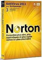 Norton antivirus 2011 (3 postes, 1an)
