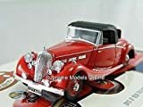 Triumph Dolomite 1939 Car 1/43Rd Scale Dys17 Dinky Model Limited Edition