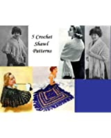 5 Mod�les de Ch�le crochet