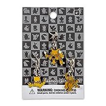 Abra Kadabra Alakazam Pokémon Minis (Evo 3 Pack)