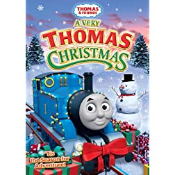 Thomas &amp; Friends: A Very Thomas Christmas