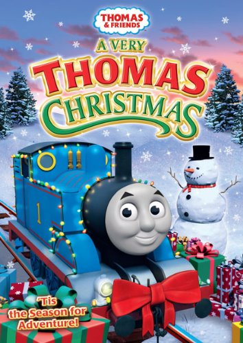 Thomas & Friends : The Christmas Engines (2014) en français