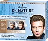 Schwarzkopf Re-Nature Medium f�r M�nner Repigmentierung, 1er Pack (1 x 150 ml)