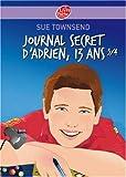 Journal secret d'Adrien 13 ans 3/4