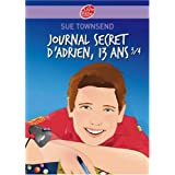 Journal secret d'Adrien 13 ans 3/4par Sue Townsend