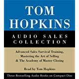 Tom Hopkins Audio Sales Collection ~ Tom Hopkins