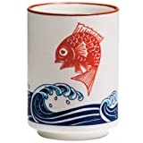 Sea Bream Tea Cup