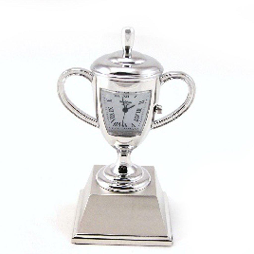 Clock design 'Trophée' chrom. günstig online kaufen