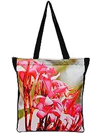 Mye-Bag Digital Printed Canvas Tote Good Luck Bag