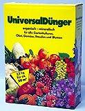 Universaldünger Universal Dünger 4x 2