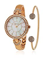 So & Co new York Reloj con movimiento japonés Woman GP16298 38.0 mm