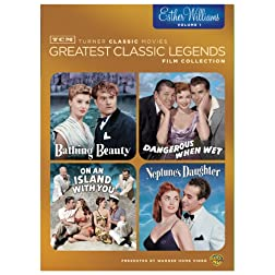 Tcm Greatest Classic Films-Esther Williams V01