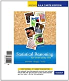img - for Statistical Reasoning for Everyday Life, Books a la Carte Edition (3rd Edition) book / textbook / text book