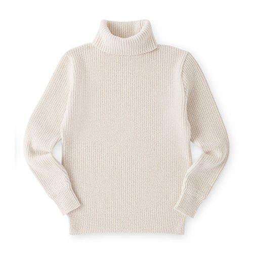 (クロ) KURO バルーンウール・タートルネックセーター オフホワイト 2(L)