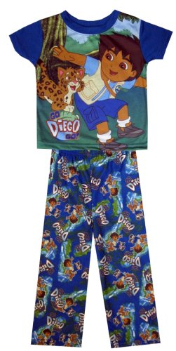 GO DIEGO GO Pajamas for boys - Buy GO DIEGO GO Pajamas for boys - Purchase GO DIEGO GO Pajamas for boys (WebUndies, WebUndies Sleepwear, WebUndies Boys Sleepwear, Apparel, Departments, Kids & Baby, Boys, Sleepwear & Robes, Boys Sleepwear, Pajamas, Boys Pajamas)