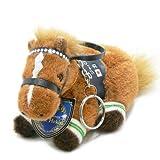 馬ぬいぐるみキーホルダー カネヒキリ 第9回ジャパンカップダート