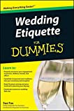 img - for Wedding Etiquette For Dummies book / textbook / text book