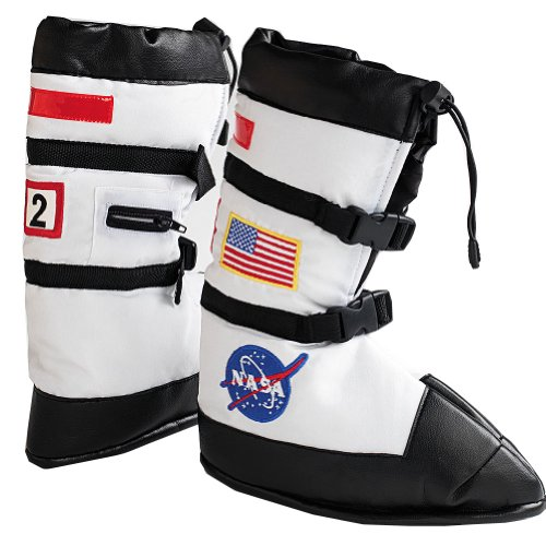 Smithsonian Child's Astronaut Boots (Large)