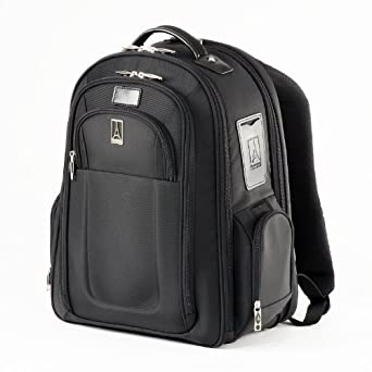 Travelpro Crew 8 Business Backpack,Black,One Size