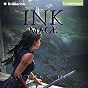 Ink Mage: A Fire Beneath the Skin, Book 1 | Victor Gischler