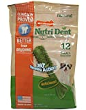 Nylabone Nutri Dent Small Original Flavored Extra Fresh Dog Treat bone, 5.9 oz.