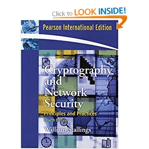 Security edition ebook stallings cryptography and free download 2nd network by william