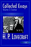 Cover of Collected Essays 3 by H., P. Lovecraft 0974878987