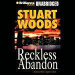 Reckless Abandon: A Stone Barrington Novel (       UNABRIDGED) by Stuart Woods Narrated by Tony Roberts