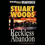 Reckless Abandon: A Stone Barrington Novel | [Stuart Woods]
