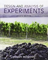 Design and Analysis of Experiments, 8th Edition Front Cover