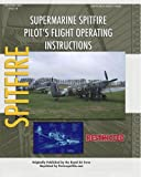 Image of Supermarine Spitfire Pilot's Flight Operating Instructions
