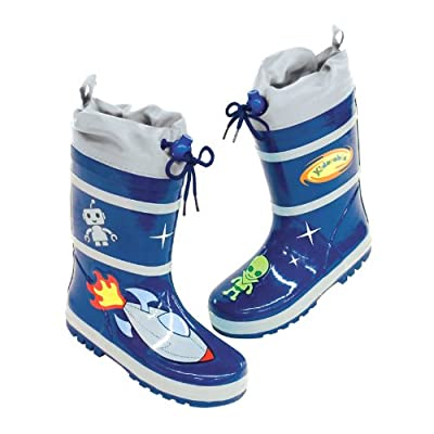 Kidorable Spaceship Wellies