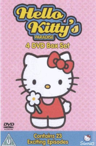 Hello Kitty - Hello Kitty's Paradise [Box Set]  [DVD]