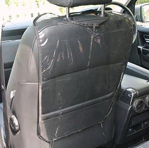 LUPO 2 x coche asiento trasero Protectores Cubiertas de LUPO