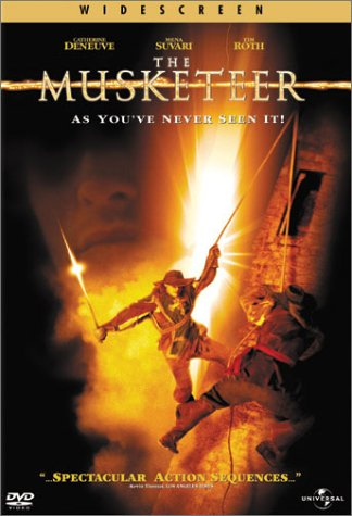Musketeer [DVD] [2001] [Region 1] [US Import] [NTSC]