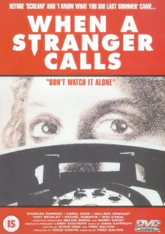 When A Stranger Calls [DVD]