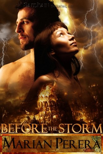 Before the Storm (Eden Trilogy) by Marian Perera