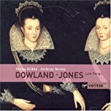 Dowland/Jones: Lute Songs