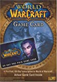 Video Games - World of Warcraft 60 Day Pre-Paid Time Card