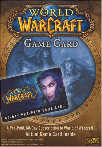 free wow time card