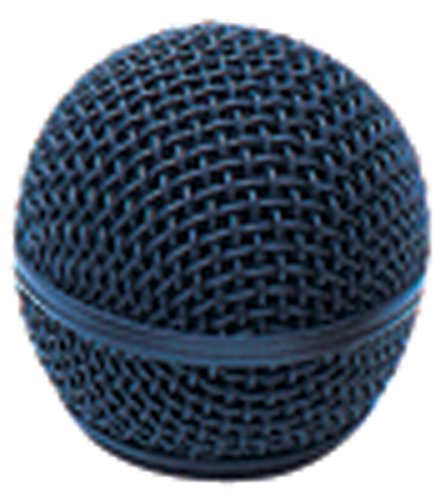 Performance Plus Mb58-B Mesh Grill Replacement For Shure Sm58 - Black Color Ball